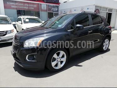 Foto venta Auto usado Chevrolet Trax LTZ (2014) color Negro Carbon precio $195,000