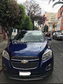 Foto Chevrolet Trax LTZ usado (2015) color Azul Oscuro precio $205,000