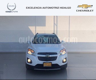 Foto venta Auto Seminuevo Chevrolet Trax LTZ (2016) color Blanco Galaxia precio $290,000