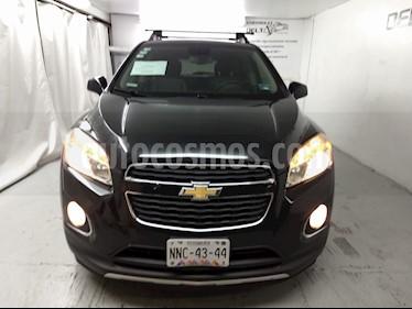 Foto Chevrolet Trax LTZ usado (2015) color Negro Carbon precio $220,000