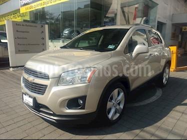Foto venta Auto usado Chevrolet Trax LTZ (2014) color Dorado precio $215,000