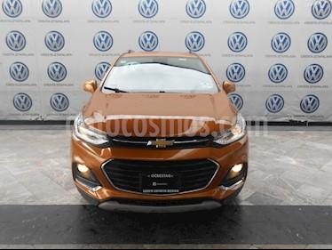 Foto Chevrolet Trax LTZ usado (2017) color Naranja Metalico precio $279,000