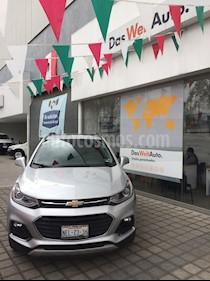 Foto venta Auto usado Chevrolet Trax LTZ (2018) color Plata Brillante precio $325,000
