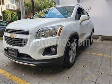 Foto Chevrolet Trax LTZ usado (2014) color Blanco precio $198,000