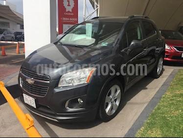 Foto venta Auto Seminuevo Chevrolet Trax LTZ (2014) color Gris precio $239,000