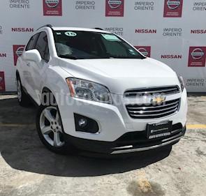 Foto Chevrolet Trax LTZ usado (2016) color Blanco precio $240,000