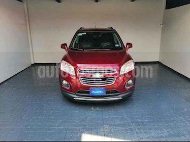 Chevrolet Trax 5p LT L4/1.8 Aut usado (2016) color Rojo precio $224,000