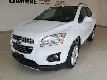 Foto Chevrolet Trax LTZ usado (2016) color Blanco precio $225,000