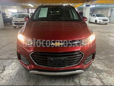 Chevrolet Trax LT usado (2019) color Rojo Tinto precio $266,900