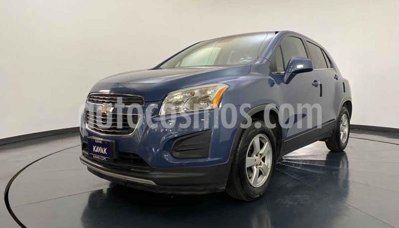 Chevrolet Trax LT usado (2013) color Azul precio $159,999