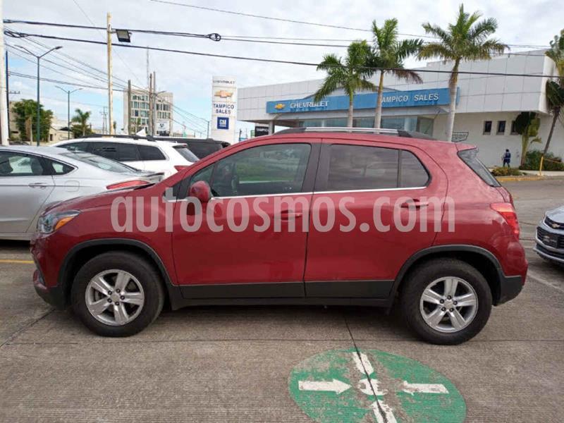 Chevrolet Trax LT usado (2019) color Rojo precio $280,000