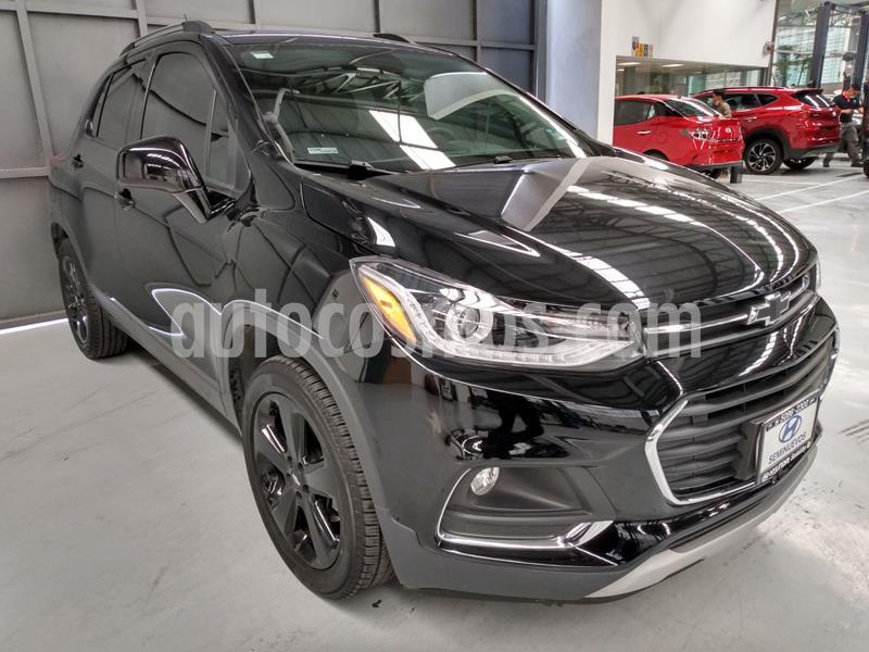 Chevrolet Trax Midnight Aut usado (2019) color Negro precio $319,900