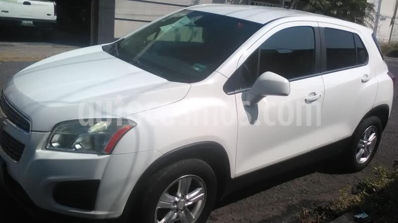 Chevrolet Trax LT Aut usado (2015) color Blanco precio $169,000