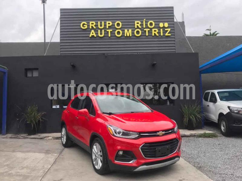 Foto Chevrolet Trax Premier Aut usado (2018) color Rojo precio $279,000
