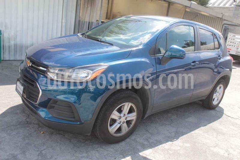 Chevrolet Trax LS usado (2019) color Azul precio $259,000