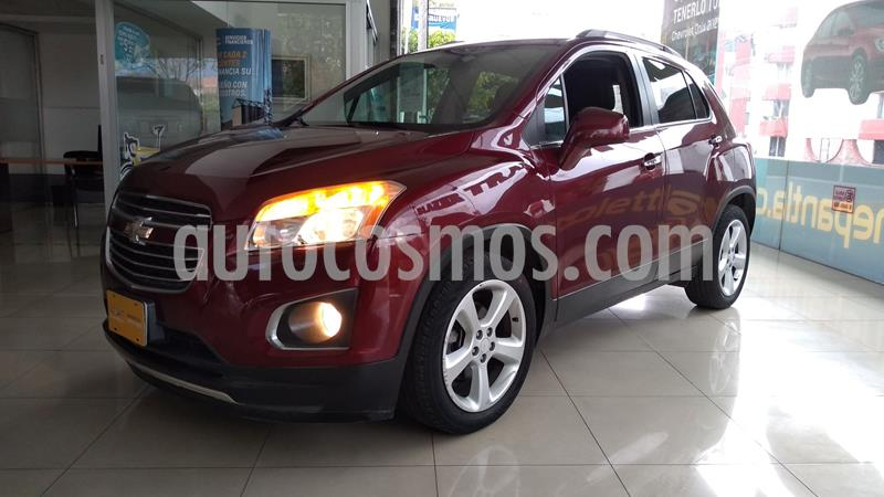 Chevrolet Trax LTZ usado (2016) color Rojo precio $235,000