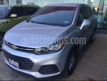 Chevrolet Trax LT Aut usado (2017) color Plata precio $238,000