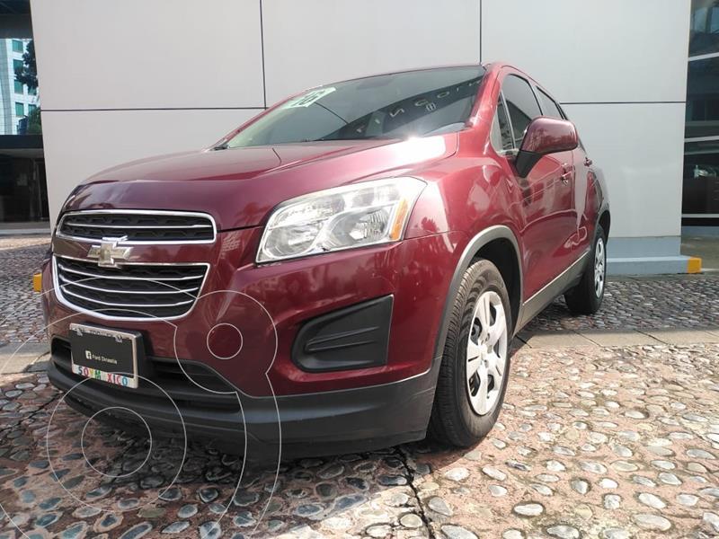 Foto Chevrolet Trax LS usado (2016) color Rojo precio $185,000