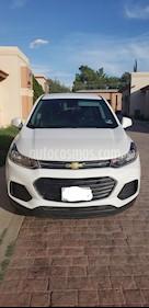 Chevrolet Trax LS usado (2017) color Blanco Galaxia precio $210,000