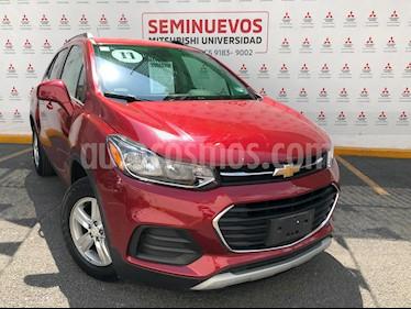 Chevrolet Trax LT Aut usado (2019) color Rojo Tinto precio $310,000
