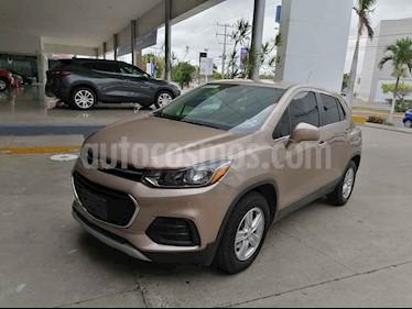 Chevrolet Trax LT usado (2018) color Cafe precio $260,000