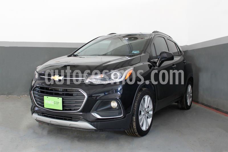 Chevrolet Trax LS usado (2017) color Negro precio $280,000