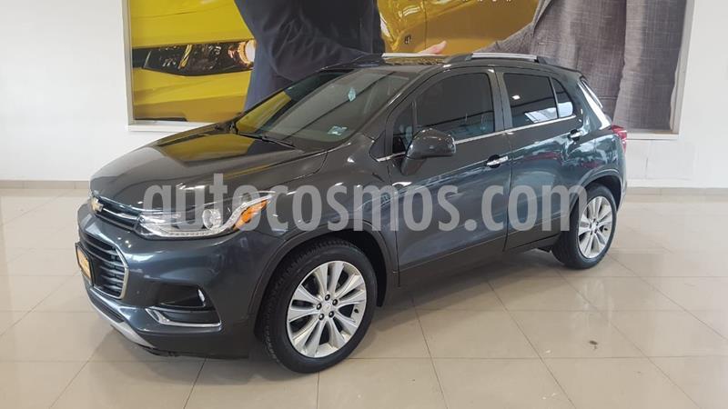Chevrolet Trax Premier Aut usado (2018) color Gris precio $272,900