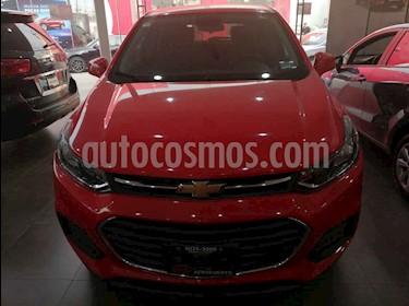 Chevrolet Trax LS usado (2017) color Rojo precio $214,000