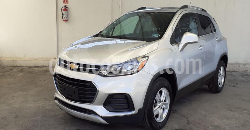 Chevrolet Trax LT Aut usado (2020) color Plata Dorado precio $259,900