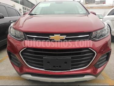 Chevrolet Trax LT Aut usado (2019) color Rojo Tinto precio $280,900