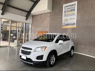 Chevrolet Trax LT Aut usado (2016) color Blanco precio $225,000