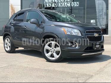 Chevrolet Trax 5p LTZ L4/1.8 Aut usado (2016) color Gris precio $205,000