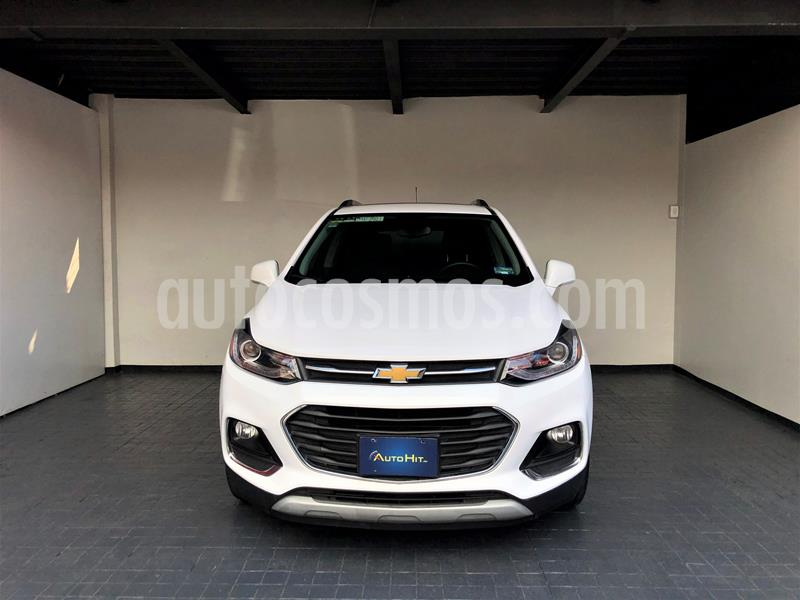 Chevrolet Trax Premier Aut usado (2019) color Blanco precio $303,500