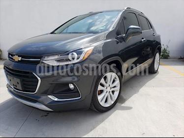 Chevrolet Trax Premier Aut usado (2018) color Gris Oscuro precio $270,000