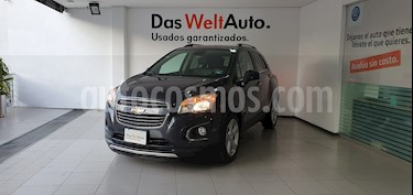 Chevrolet Trax LTZ Turbo usado (2016) color Gris Oxford precio $249,000