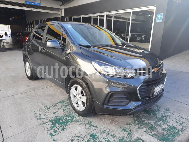 Chevrolet Trax LS usado (2019) color Gris Metalico precio $245,000
