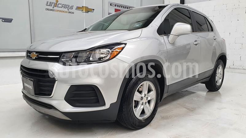 Chevrolet Trax LT Aut usado (2018) color Plata Dorado precio $275,000