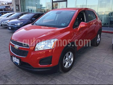 Chevrolet Trax 5p LT L4/1.8 Aut usado (2014) color Rojo precio $170,000