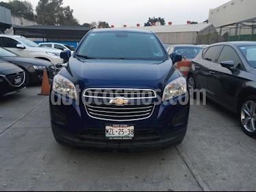 Chevrolet Trax LS usado (2016) color Azul precio $195,000