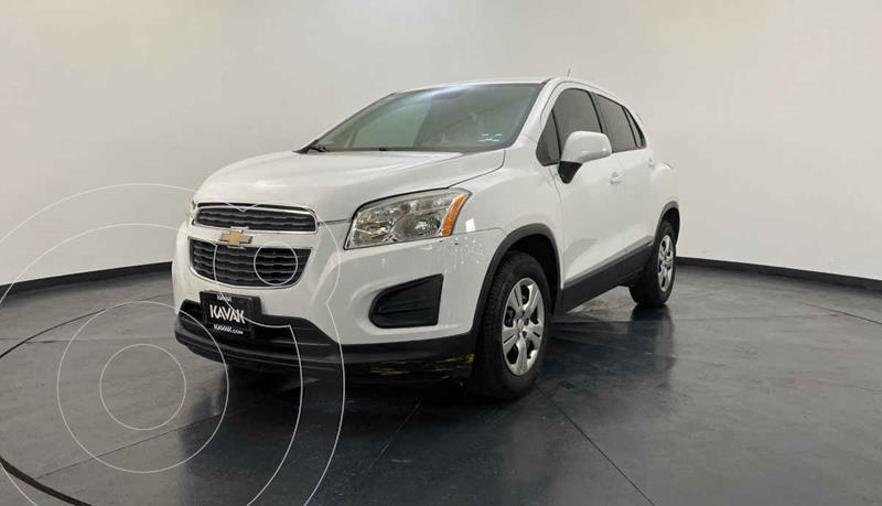 Chevrolet Trax LS usado (2015) color Blanco precio $182,999