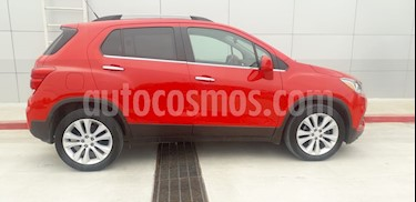 Chevrolet Trax Premier Aut usado (2017) color Rojo precio $260,000
