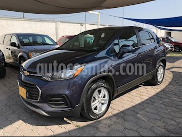 Chevrolet Trax 5P LT L4/1.8 AUT usado (2018) color Azul precio $275,000