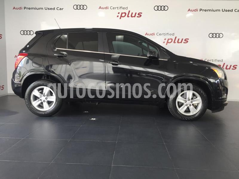 Chevrolet Trax LT Aut usado (2015) color Gris Metalico precio $173,000
