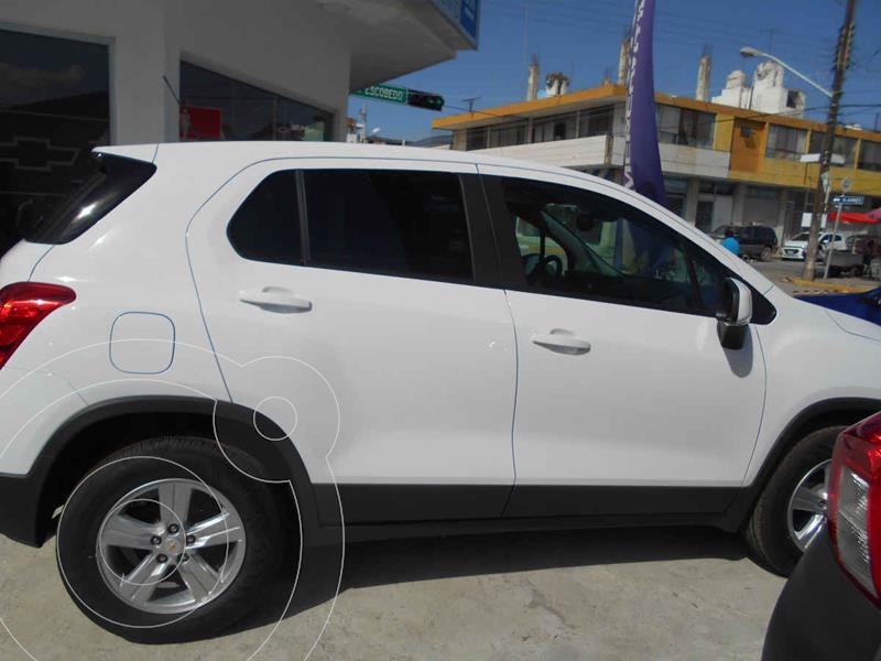 Chevrolet Trax LS nuevo color Blanco precio $315,600