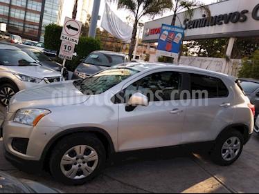 Foto Chevrolet Trax LS usado (2016) color Plata precio $176,000