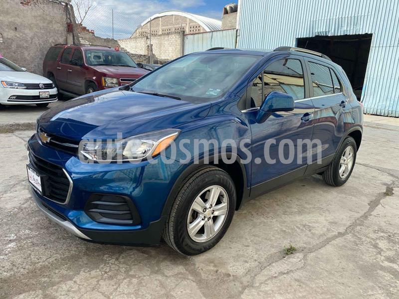 Chevrolet Trax LT usado (2019) color Azul precio $267,000