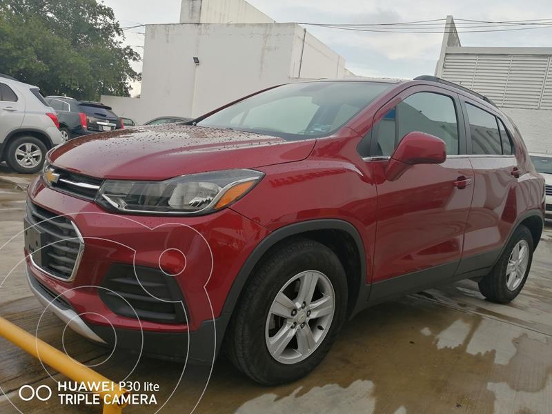 Chevrolet Trax LT Aut usado (2019) color Rojo precio $270,000