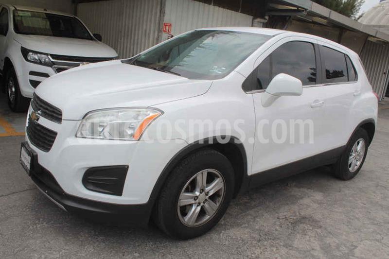 Chevrolet Trax LT usado (2013) color Blanco precio $159,000