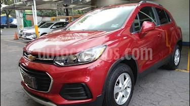 Chevrolet Trax LT Aut usado (2019) color Rojo precio $254,900