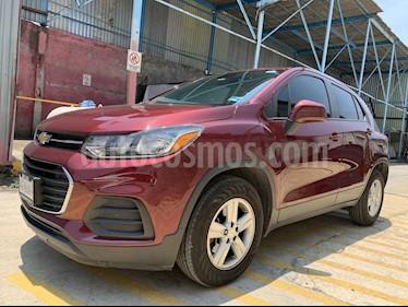Chevrolet Trax 5p LS L4/1.8 Man usado (2017) color Rojo precio $205,000